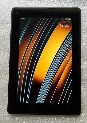 "Amazon Kindle Fire HD 3rd Generation P48WVB4 Wi-Fi 7"" 8GB TABLET - Black"