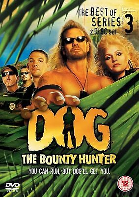 Dog The Bounty Hunter Best Of Series 3 DVD Beth Smith Original UK Release New R2 - Beth Dog The Bounty