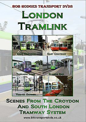 London Tramlink, Trams In Croydon And South London DVD