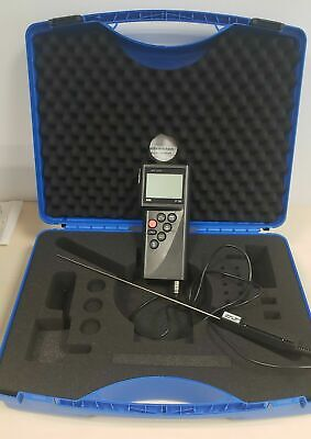 Lr-cal Lrt 750 Precision Reference Thermometer With Probe -200 To 450c Range