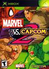 Microsoft Xbox Marvel vs. Capcom 2 Video Games