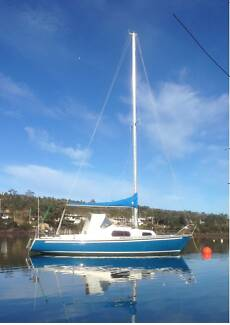 Endeavour 26 sailboat
