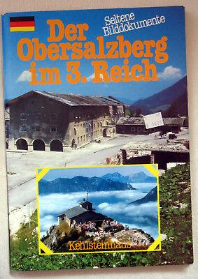 2.WK  Führer WM Obersalzberg 3. Reich Verlag Plenk 1984 reich bebildert gebraucht kaufen  Versand nach Austria