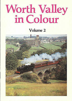 WORTH VALLEY in Colour Vol 2 Vintage 1982 Souvenir Booklet