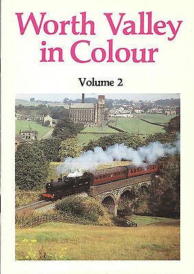 WORTH VALLEY in Colour Vol 2 Vintage 1982 Souvenir Booklet