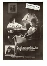 1930 Prudential Life Insurance Lapsed Policy Mother ...