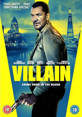 VILLAIN (DVD) (New)