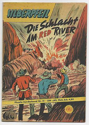 Piccolo Sonderband Nr. 31 Lehning Verlag Original Heft im Zustand 1-2
