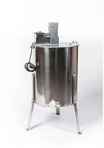 Honey extractor spinner