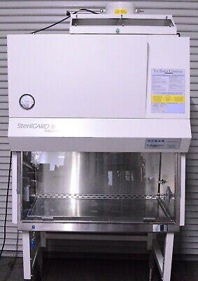 Baker Sg403 Sterigard Iii Advance A2 4 Biosafety Hood Cabinet Enclosure Wstand