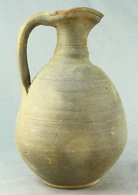 IV-III B.C. EXCEPTIONAL Pre-Roman Greek Ceramic Decanter Ewer Pitcher