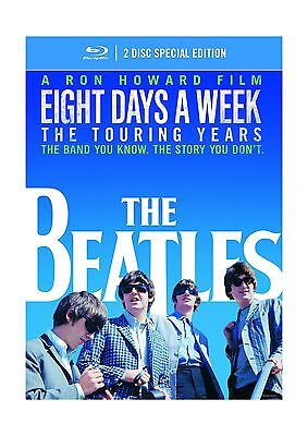 Eight Days A Week - The Touring Years (Blu-Ray Deluxe) Free Shipping