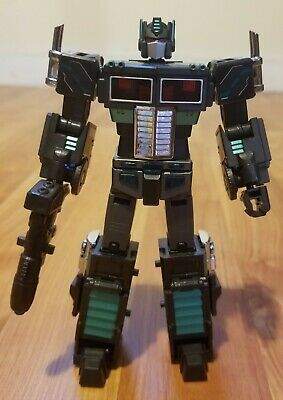 Transformers 3rd Party X2 Toys Dark Raiden Nemesis Prime Titan Return Compatible