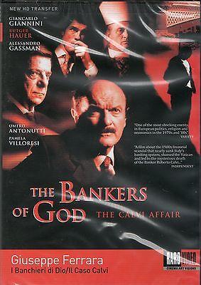 Bankers of God The Calvi Affair DVD Raro Giuseppe (The Bankers Of God The Calvi Affair)