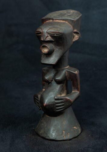 Songye, Figure, Democratic Republic of Congo, Central African Tribal Art.