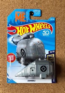 2018 Hot Wheels Screen Time - Despicable Me - Grumobile