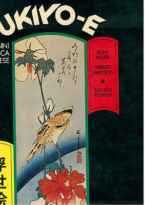 AA. VV. UKIYO-E 250 ANNI DI GRAFICA GIAPPONESE MONDADORI 1981 I° EDIZ.
