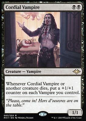 Cordial Vampire | NM/M | Modern Horizons | Magic MTG