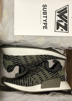 NMD R2 cargo trace DS Men US 10