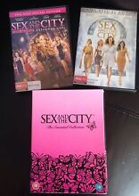 Complete series of Sex & the City + the 1st & 2nd movie, Launceston 7250 Launceston Area Preview