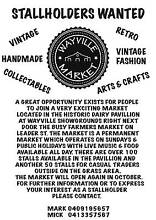 Permanent Stallholders Wanted Wayville Unley Area Preview