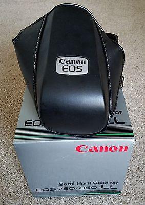 Semi Hard Camera Case - CANON Camera Semi Hard Case Pouch for Canon eos 750 850 LL Film Camera