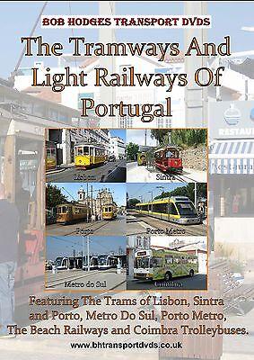 The Tramways & Light Railways Of Portugal, 2 DVD Set.