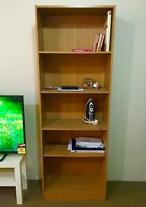 Wooden book case for sale!!! Wollstonecraft North Sydney Area Preview