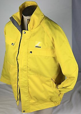 Nikon Photo Vest Official Jacket Outdoor Size XL L D550 D4S Df D810 Body NEW Kit