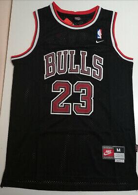 JORDAN CAMISETA DE LA NBA DE LOS BULLS NEGRA. TALLA S,M,XL,2XL.