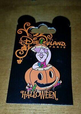 Winnie The Pooh Halloween Pumpkins (Disney Disneyland Paris Halloween Pin Piglet Winnie The Pooh)