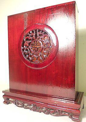 Antique Chinese Idol Box (5867), Circa 1800-1849