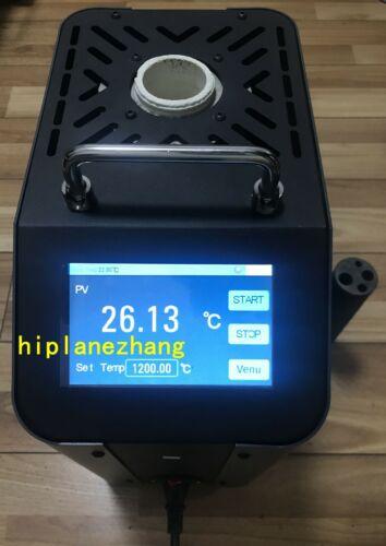 Dry Block Temperature Calibrator Range 300-1200C 5.7