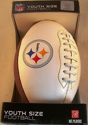 NFL CP BX Team Logo Football Youth Pittsburgh Steelers