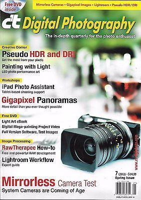 CT Digital Photography Magazine Hdr Dri Gigapixel Panoramas