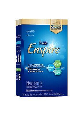 Enfamil Enspire Baby Formula Milk Powder & Refills, 30 Ounce