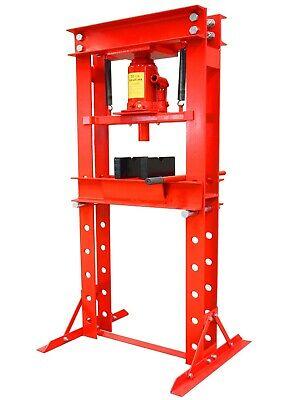 PRENSA HIDRAULICA 30 TONELADAS (30.000 Kg) para Enderezar, doblar, sacar piezas.