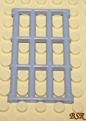 SK150) 4 Stück hell graue Fenster Gitter Einsätze - Ninja Tur