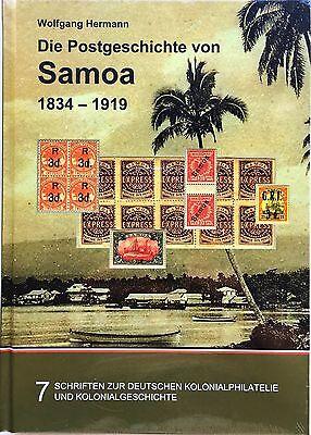 Wolfgang Hermann: Die Postgeschichte von Samoa 1834-1919