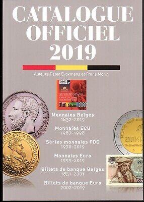 MORIN-CATALOGUE - EDITION 2018 - Monnaies & Billets de banque de Belgique - Fran