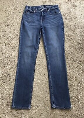 RIDERS By Lee Womens Size 8 Denim Blue Jeans 32