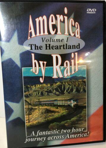 America By Rail Volume 1 The Heartland