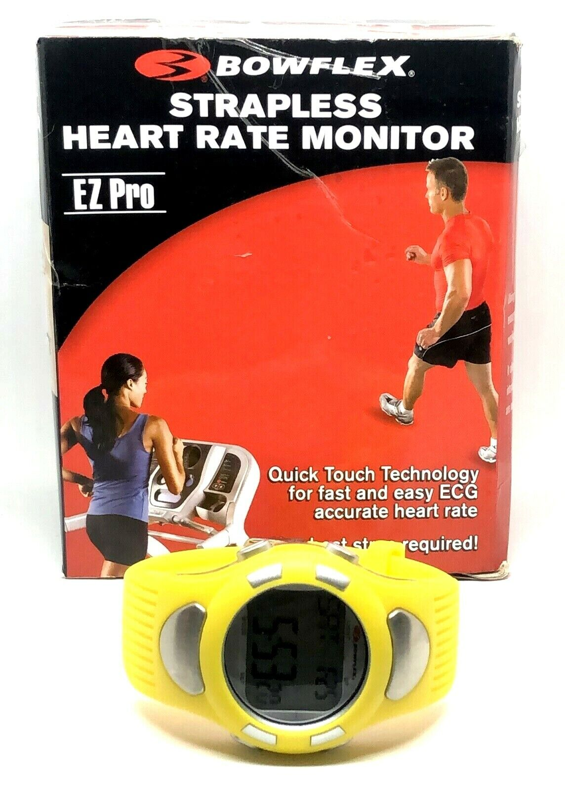 Bowflex EZ Pro Strapless Heart Rate Monitor