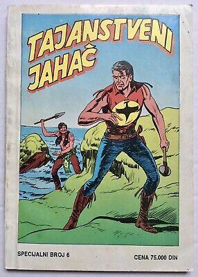 Zagor specijalni broj 6: Tajanstveni jahač (Comic, Dnevnik Novi Sad, 1989), TOP! online kaufen