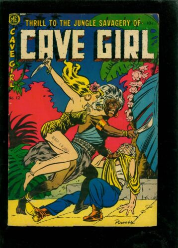 Cave Girl 12 VG/FN 5.0