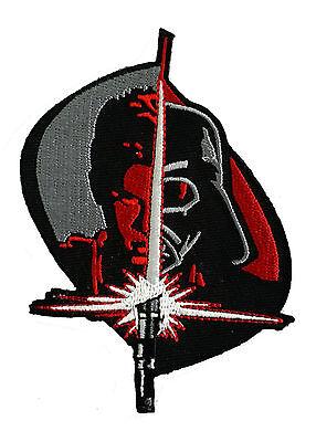 Star Wars - Darth Vader + Anakin Skywalker - Uniform Patch Kostüm Aufnäher - (Star Wars Anakin Skywalker Kostüme)