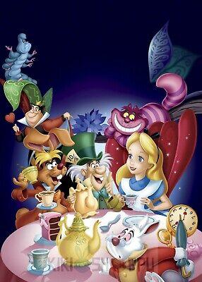Poster A3 Alicia En El Pais De Las Maravillas / Alice in...
