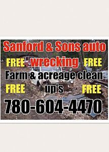 Sanford & Sons Towing and recovery