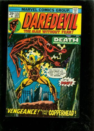 Daredevil 125 VF/NM 9.0