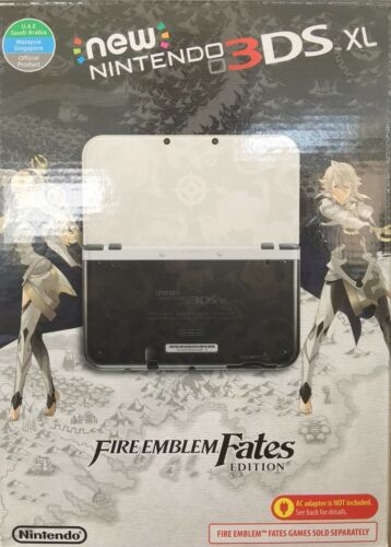 Nintendo New 3DS XL Fire Emblem Fates Edition REDSWCAA